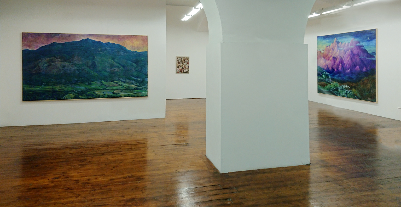 Stipan Tadić, view of the exhibition, MLZ Art Dep, 2018