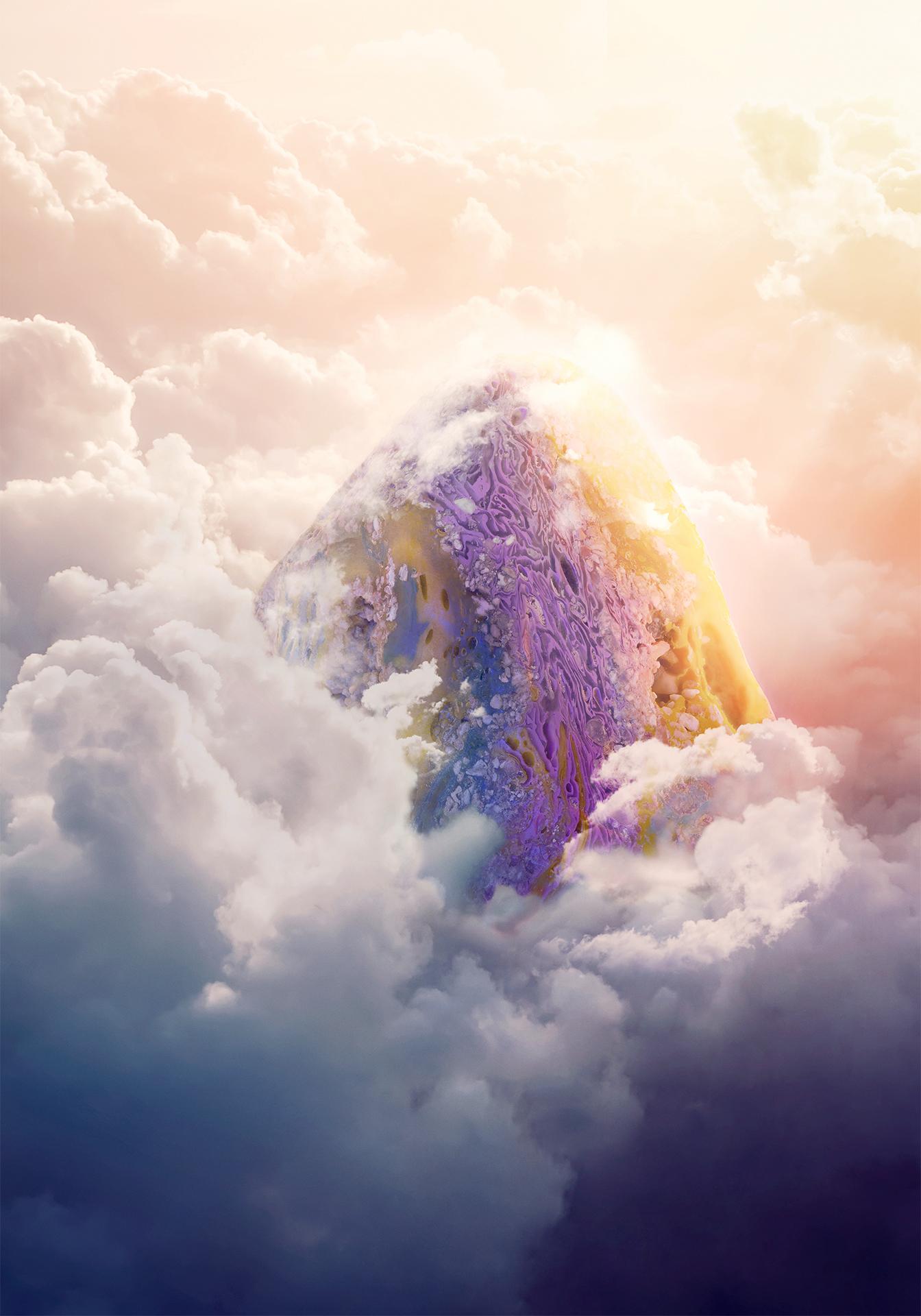 The Cool Couple, Karma Fails, Meditation Rocks®, Air   2017, Diasec® 4+3 mm, cm 100 x 70